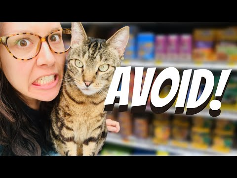 WORST Cat Food Brands ❌☠ (Hint: They&39;re All the SAME)  caticles