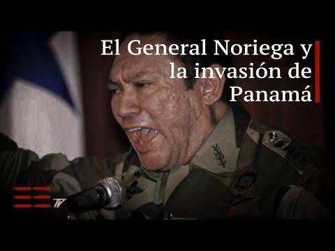 El General Noriega y la invasion de panama
