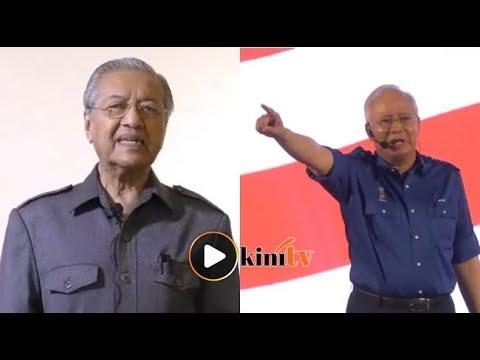 Masa depan M'sia bukan dalam tangan orang 93 tahun - Najib