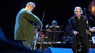 "Nigel Kennedy & Robert Plant ""Kashmir"" ~ 1st time without Jimmy Page ~ Royal Albert Hall 2017.03.14"