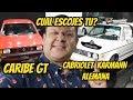 Caribe GT  o cabriolet Karmann cual escojes?