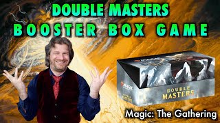 Let's Play The Double Masters Booster Box Game For Magic: The Gathering!