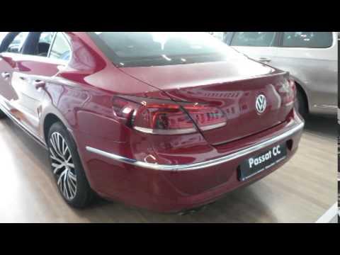 Мини Обзор:2014 Фольксваген Пассат СС \2014 Volkswagen Passat СС Review