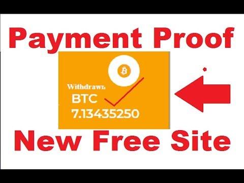 New Free Bitcoin Cloud Mining Site 2019 | Top 2 Free Bitcoin Mining