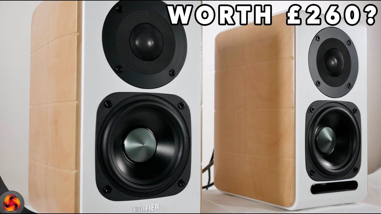 Edifier S880db Hi Res Audio Speakers Killer Sound Quality For 260