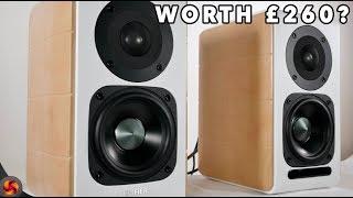 Edifier S880DB Hi-Res Audio Speakers - killer sound quality for £260!