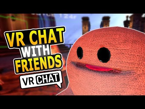 VR Chat Has The Best Community Ever!
