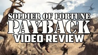 Soldier of Fortune: Payback PC Game Review