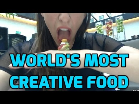 World's Most Creative Food
