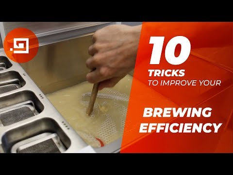 10 Tips To Improve Your Brewing Efficiency - Beer Explorers LAB