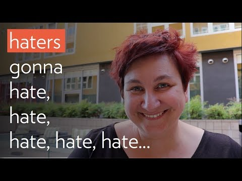 Why Having Haters in Business is a Good Thing