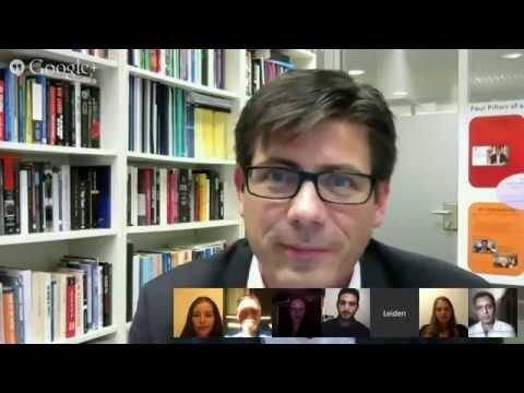 MOOC Terrorism & Counterterrorism - Hangout with Prof. Bakker