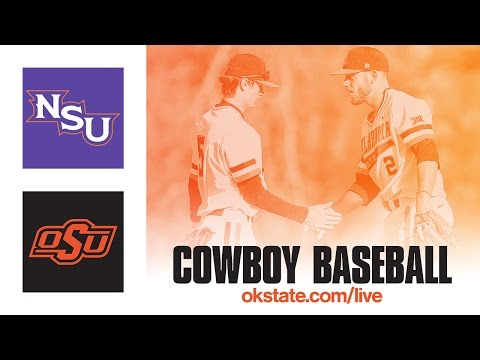 Oklahoma State Baseball vs. Northwestern State (Game 3)