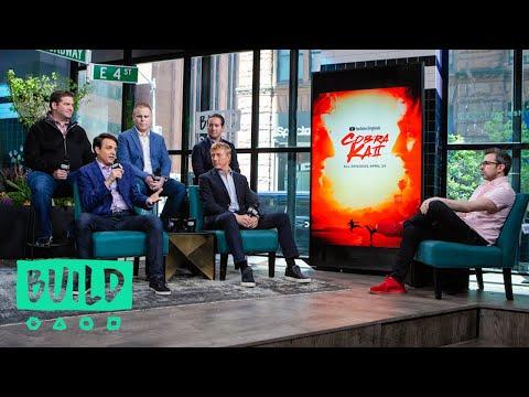 """William Zabka, Ralph Macchio, Jon Hurwitz, Josh Heald & Hayden Schlossberg On Season 2 Of """"Cobra Kai"""