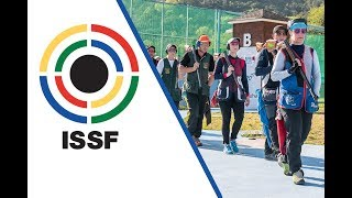 Trap Mixed Team Final - 2018 ISSF World Cup Stage 2 in Changwon (KOR)
