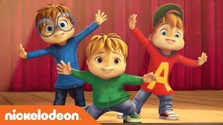 ALVINNN!!! and the Chipmunks | 'Official Theme Song' Remixed 9 Different Ways  | Nick