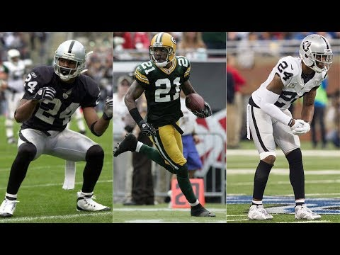 Charles Woodson Career Highlights (1998-2015)