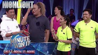 Long Mejia, sinubukang i translate in English ang kantang Kahit Ayaw Mo Na | Minute To Win It