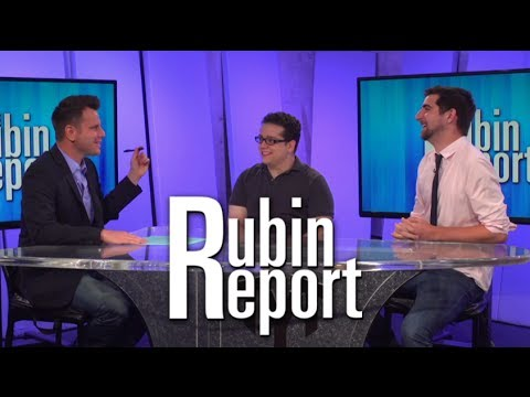 Powdered Alcohol, Anti-Photoshop Law, Robots in the Future | The Rubin Report