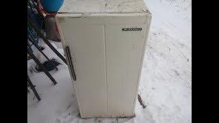 Сколько можно предварительно заработать на старом холодильнике Полюс-2.