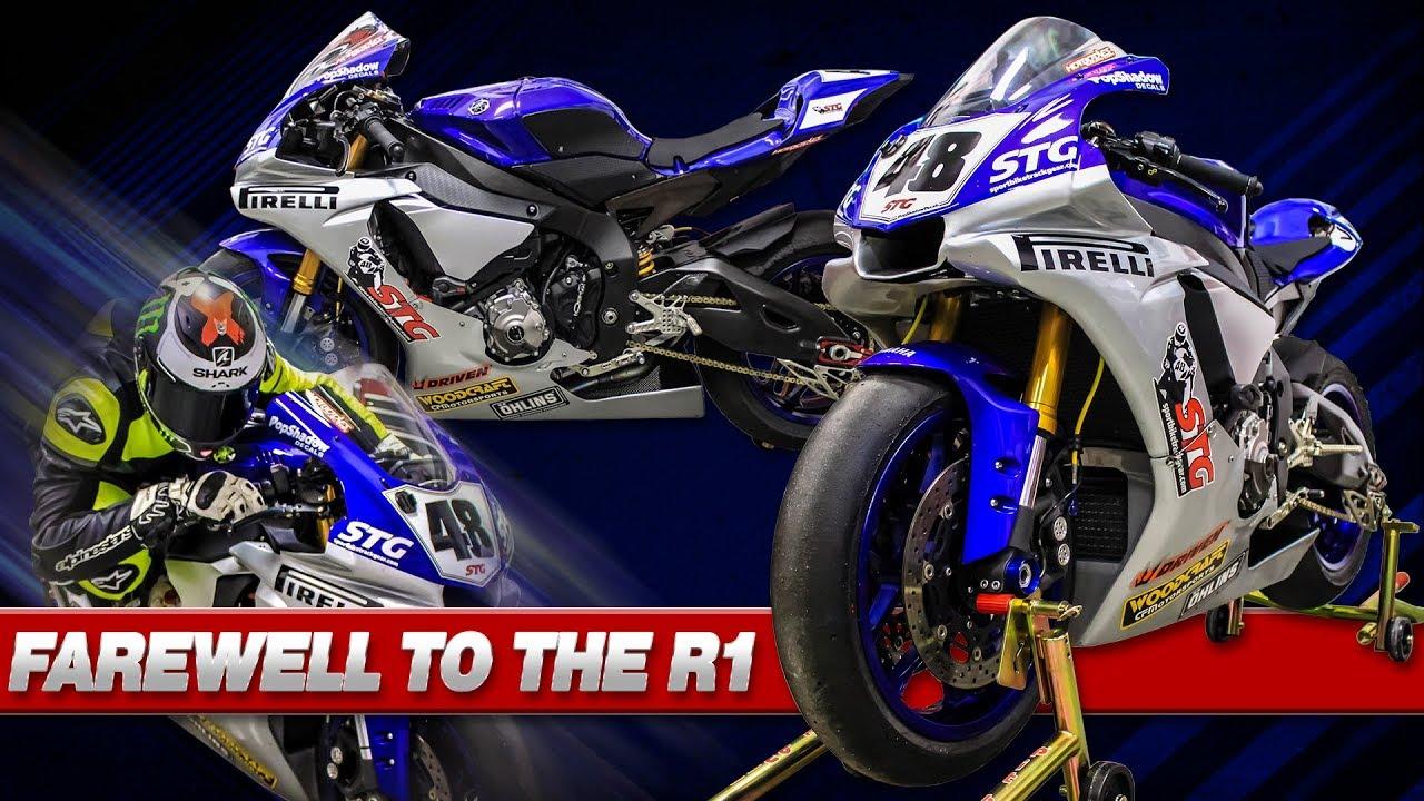 2015-2018 Yamaha R1 STG Project Bike