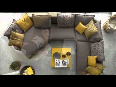 rolf benz onda reine gef hlssache youtube. Black Bedroom Furniture Sets. Home Design Ideas