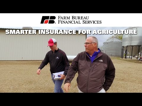 Smarter Insurance For Agriculture