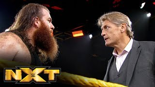Regal sets Riddle-Dain rematch for next week on USA Network: NXT Exclusive, Sept. 18, 2019