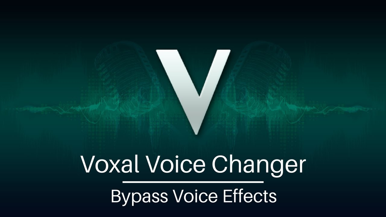 Tutorial | Voice Changing Software Tutorial