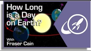 How Long Is A Day On Earth?