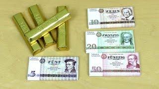 Chocolate Gold Bars | Chocolate Money