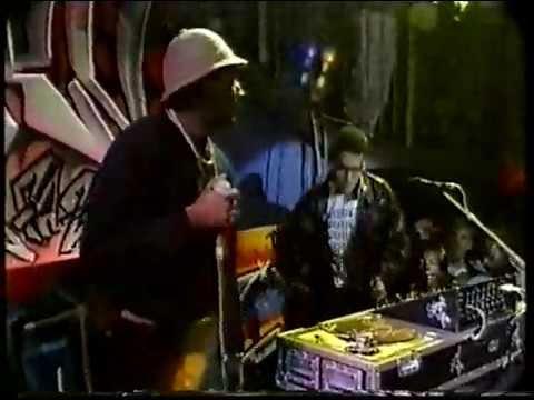 T La Rock Live In London