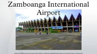 Zamboanga International Airport