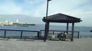 京浜急行バス久19系統 前面展望 車窓[全]浦賀→京急久里浜/ 路線バス 浦賀1213発