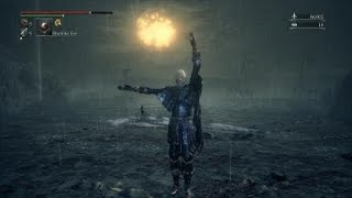 Orphan of Kos - Moonlight Great Sword SL125 Arcane Build - Bloodborne