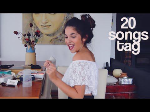 El 20 Songs Tag en una canción | Albanta