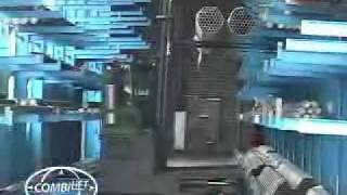 Combilift Steel Applications Video