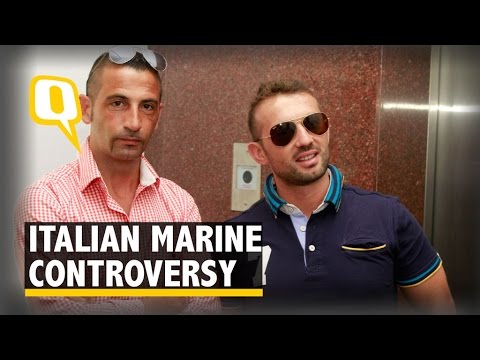 India-Italy in a Tussle Over the Return of Italian Marine Latorre
