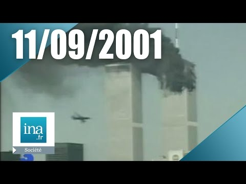 11 septembre 2001 World Trade Center New York | Archive INA