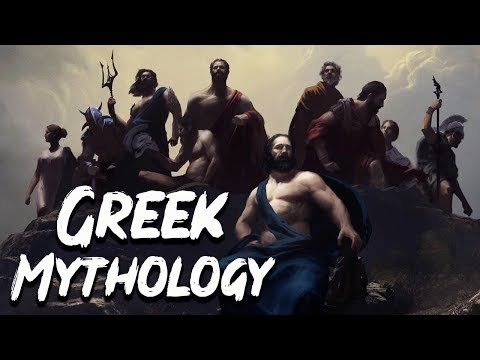 Greek Mythology Stories: