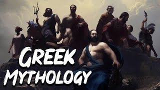 Greek Mythology Stories The Essential The Origins The War and Rise of the Gods of Olympus