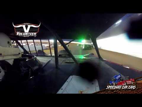#21 Will Harris - Xtreme - #Grinch40 - 12-7-19 Volunteer Speedway - In-Car Camera