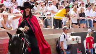 Texas Tech: The Greatest Entrance in College Football