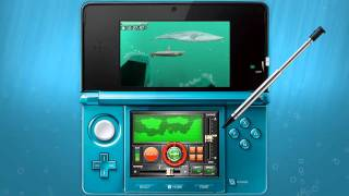 Steel Diver on the Nintendo 3DS -- gameplay and features!