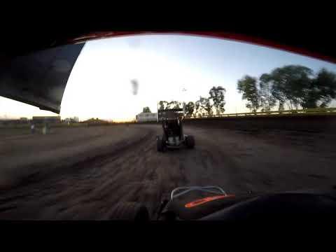 Lemoore Raceway 8/10/19 Jr Sprint Heat Cash GoPro