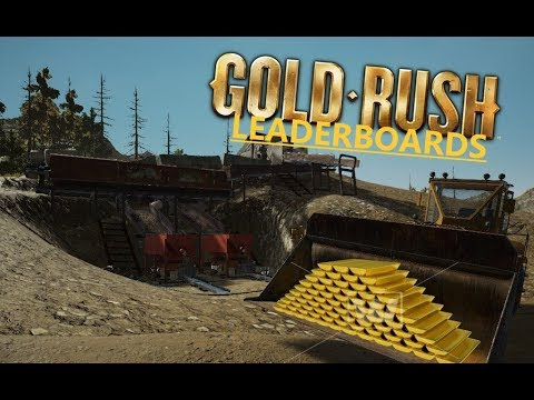 Gold-Rush:The-Game leaderboards season 3 episode 7-the road cut part 2