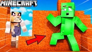 DAME TU COSITA TROLL?! - ZABAWA W CHOWANEGO W MINECRAFT (Hide and Seek) | Vito vs Bella
