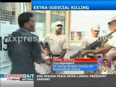 Rangers killing: Supreme Court issues a written verdict