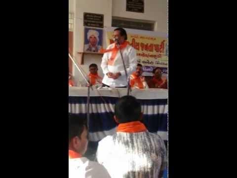 Harin Pathak, MP Guj. Election Campaign 2012 Speech