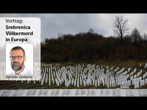 Srebrenica - Völkermord in Europa mit Sejfuddin Dizdarevic